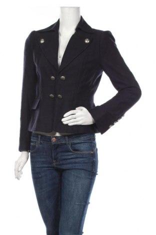 Дамско сако Marks & Spencer, Размер L, Цвят Лилав, Памук, Цена 19,64лв.