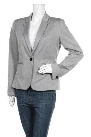 Дамско сако Max&Co., Размер XL, Цвят Сив, 64% полиестер, 32% вискоза, 4% еластан, Цена 230,45лв.