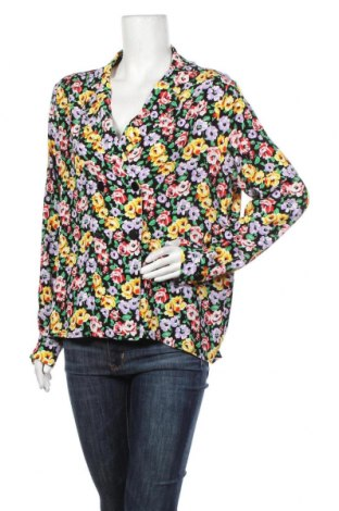 Дамско сако Mbym, Размер L, Цвят Многоцветен, Вискоза, Цена 44,55лв.