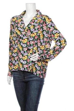 Дамско сако Mbym, Размер M, Цвят Многоцветен, Вискоза, Цена 81,75лв.