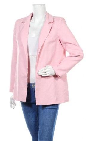 Дамско сако Missguided, Размер S, Цвят Розов, Памук, Цена 44,85лв.