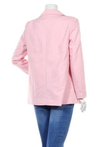 Γυναικείο σακάκι Missguided, Μέγεθος S, Χρώμα Ρόζ , Βαμβάκι, Τιμή 15,65€