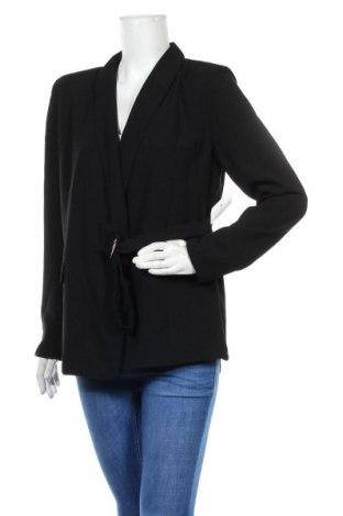 Дамско сако NLY, Размер S, Цвят Черен, Полиестер, Цена 39,50лв.