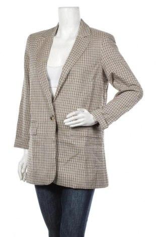 Дамско сако New Look, Размер L, Цвят Многоцветен, 65% полиестер, 33% вискоза, 2% еластан, Цена 35,19лв.