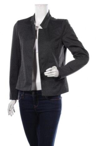 Дамско сако ONLY, Размер M, Цвят Сив, 97% полиестер, 3% еластан, Цена 38,64лв.