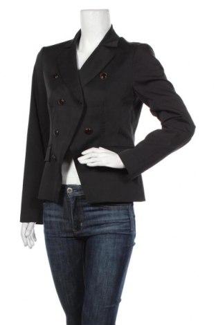 Dámské sako  Oui, Velikost M, Barva Černá, 67% polyester, 30% bavlna, 3% elastan, Cena  436,00Kč