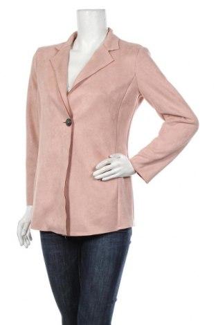 Dámské sako  Pittarello, Velikost S, Barva Popelavě růžová, 98% polyester, 2% elastan, Cena  446,00Kč
