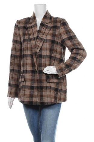 Дамско сако Soaked In Luxury, Размер L, Цвят Кафяв, 90% полиестер, 10% вълна, Цена 52,32лв.