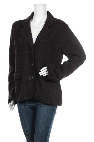 Дамско сако TCM, Размер XL, Цвят Кафяв, Вълна, Цена 29,40лв.