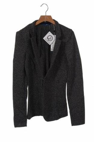 Дамско сако Tom Tailor, Размер XS, Цвят Сив, 76% полиестер, 24% вискоза, Цена 37,92лв.