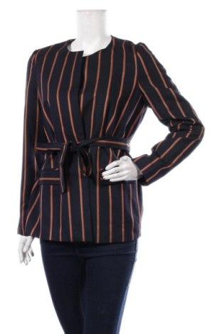 Γυναικείο σακάκι Tom Tailor, Μέγεθος M, Χρώμα Μπλέ, 52% πολυεστέρας, 48% βισκόζη, Τιμή 25,65€