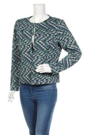 Γυναικείο σακάκι Tom Tailor, Μέγεθος XXL, Χρώμα Πολύχρωμο, 62% πολυεστέρας, 22% βαμβάκι, 14% βισκόζη, 2% ελαστάνη, Τιμή 28,90€