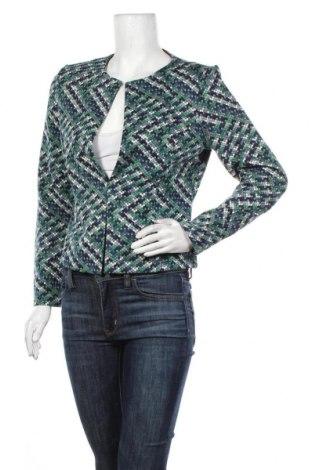 Γυναικείο σακάκι Tom Tailor, Μέγεθος L, Χρώμα Πολύχρωμο, 62% πολυεστέρας, 22% βαμβάκι, 14% βισκόζη, 2% ελαστάνη, Τιμή 28,90€