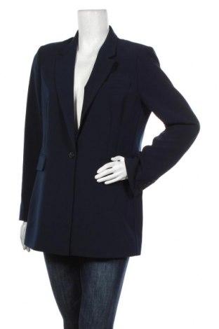 Dámské sako  Tommy Hilfiger, Velikost L, Barva Modrá, 93% polyester, 7% elastan, Cena  3141,00Kč