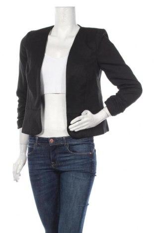 Дамско сако Vero Moda, Размер S, Цвят Черен, 67% полиестер, 31% вискоза, 2% еластан, Цена 29,50лв.