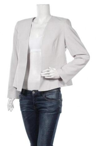 Дамско сако Wallis, Размер L, Цвят Сив, 75% полиестер, 18% вискоза, 7% еластан, Цена 57,85лв.