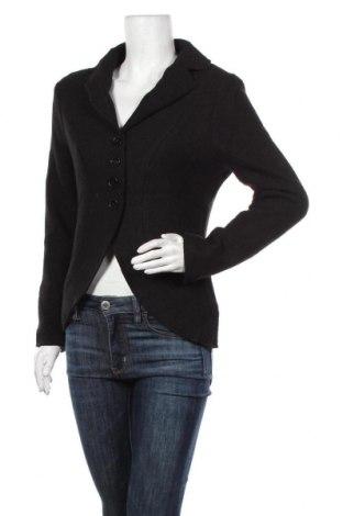 Дамско сако Zara, Размер L, Цвят Черен, Цена 33,60лв.