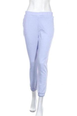 Dámské tepláky Zara, Velikost S, Barva Fialová, 50% bavlna, 50% polyester, Cena  391,00Kč