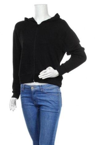 Дамски суичър Zara, Размер S, Цвят Черен, 50% вискоза, 37% полиестер, 12% полиамид, Цена 51,75лв.