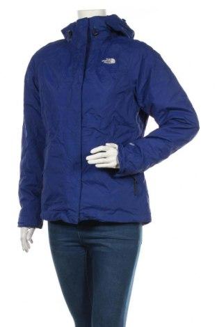 Дамско спортно яке The North Face, Размер M, Цвят Син, Полиестер, Цена 90,30лв.