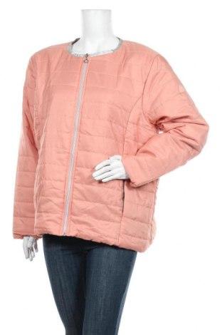 Dámská bunda , Velikost XL, Barva Růžová, Polyester, Cena  622,00Kč