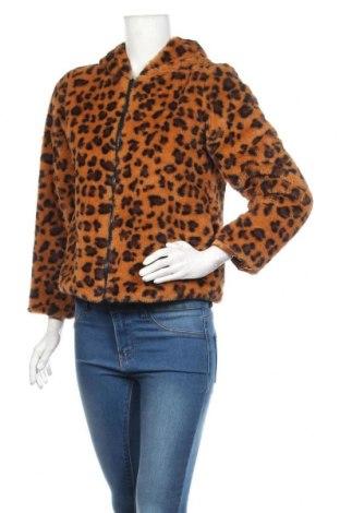 Dámská bunda , Velikost S, Barva Oranžová, Viskóza, Cena  622,00Kč