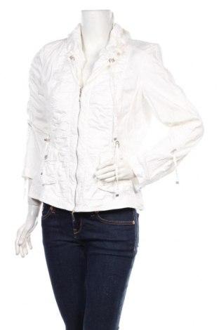 Дамско яке Apanage, Размер M, Цвят Бял, 96% памук, 4% еластан, Цена 24,70лв.