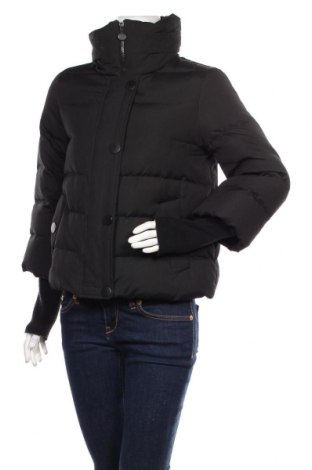 Дамско яке Calvin Klein, Размер S, Цвят Черен, Полиестер, пух и пера, Цена 91,50лв.