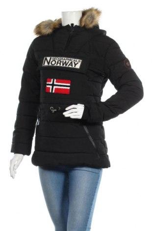 Dámská bunda  Geographical Norway, Velikost S, Barva Černá, Polyester, Cena  3576,00Kč