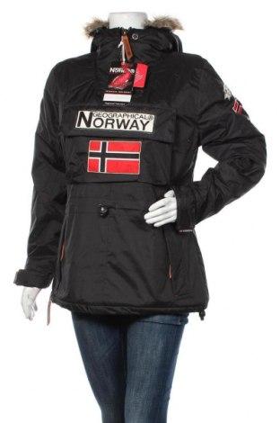 Dámská bunda  Geographical Norway, Velikost M, Barva Černá, Polyester, Cena  3576,00Kč
