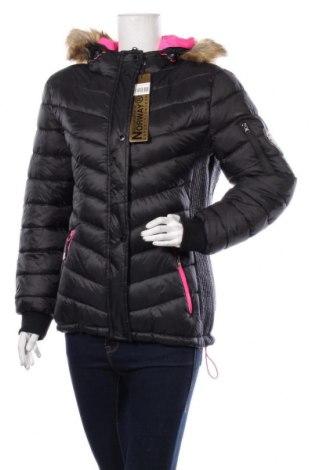 Dámská bunda  Geographical Norway, Velikost M, Barva Černá, Polyamide, polyester, Cena  3467,00Kč