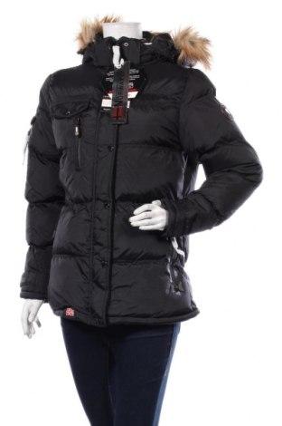 Dámská bunda  Geographical Norway, Velikost S, Barva Černá, Polyamide, Cena  3576,00Kč