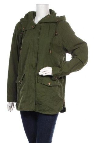 Dámská bunda  H&M L.O.G.G., Velikost M, Barva Zelená, Bavlna, Cena  670,00Kč
