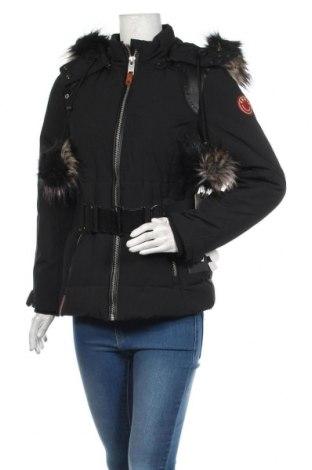 Dámská bunda  Khujo, Velikost S, Barva Černá, 85% polyester, 15% bavlna, Cena  4229,00Kč