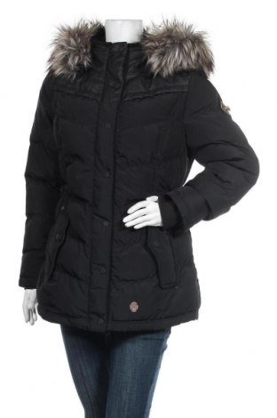 Dámská bunda  Khujo, Velikost M, Barva Černá, 100% polyester, Cena  4554,00Kč