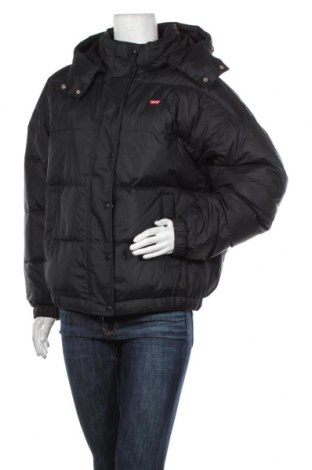 Dámská bunda  Levi's, Velikost L, Barva Černá, Peří, polyester, Cena  4554,00Kč