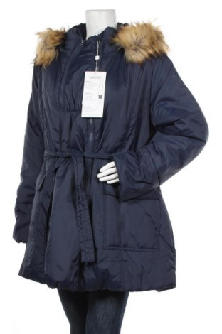 Γυναικείο μπουφάν Modern Eternity, Μέγεθος XL, Χρώμα Μπλέ, 100% πολυεστέρας, Τιμή 40,56€
