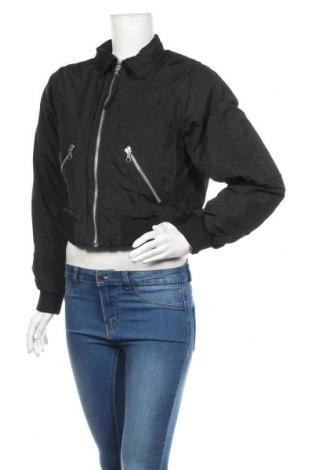 Dámská bunda  Monki, Velikost S, Barva Černá, Polyester, Cena  1020,00Kč