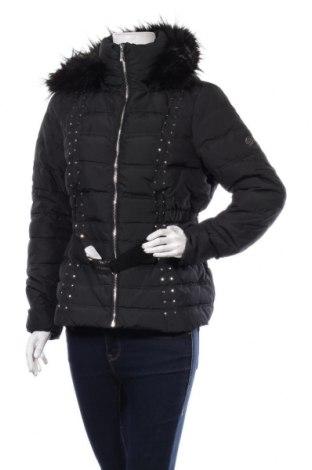 Dámská bunda  Morgan, Velikost L, Barva Černá, Polyester, peří, Cena  1946,00Kč