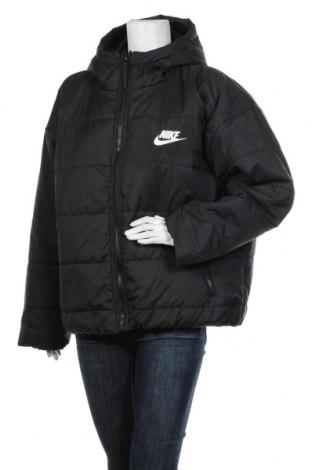 Geacă de femei Nike, Mărime XL, Culoare Negru, Poliester, Preț 575,17 Lei
