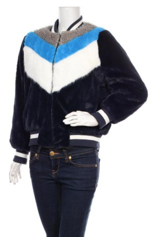 Geacă de femei Pepe Jeans, Mărime M, Culoare Albastru, Poliester, Preț 910,37 Lei