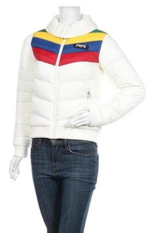 Dámská bunda  Pepe Jeans, Velikost S, Barva Bílá, 100% polyester, Cena  4011,00Kč
