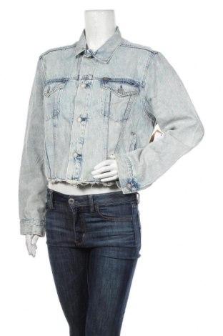 Дамско яке Polo By Ralph Lauren, Размер XL, Цвят Син, 75% памук, 25% лиосел, Цена 201,75лв.