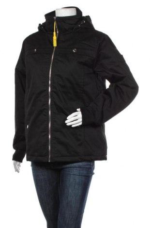 Dámská bunda  Rebel, Velikost XS, Barva Černá, 65% polyester, 35% bavlna, Cena  1370,00Kč