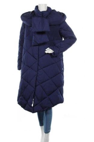 Γυναικείο μπουφάν Rinascimento, Μέγεθος L, Χρώμα Μπλέ, Τιμή 165,85€