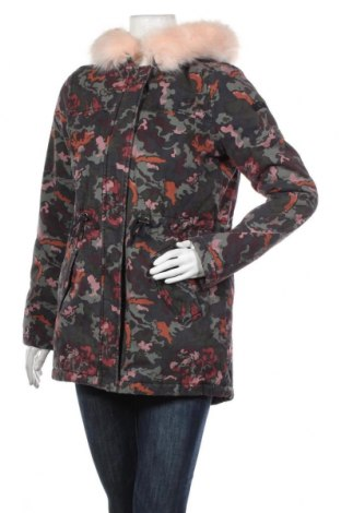 Γυναικείο μπουφάν Tom Tailor, Μέγεθος M, Χρώμα Πολύχρωμο, Βαμβάκι, Τιμή 64,92€