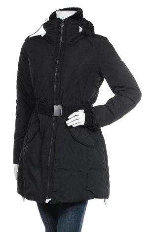 Γυναικείο μπουφάν Tom Tailor, Μέγεθος S, Χρώμα Μαύρο, Πολυεστέρας, Τιμή 73,43€