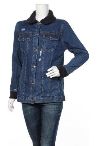 Dámská bunda  Yes Or No, Velikost M, Barva Modrá, Bavlna, Cena  670,00Kč