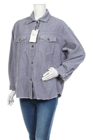 Dámská bunda  Zara, Velikost S, Barva Modrá, 100% bavlna, Cena  630,00Kč