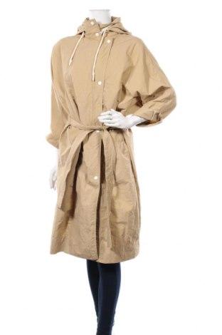 Dámská bunda  Zara, Velikost S, Barva Béžová, Polyamide, Cena  669,00Kč